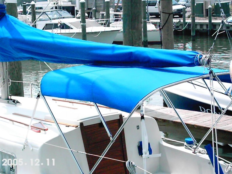 Blue Bimini, Sail Cover.JPG