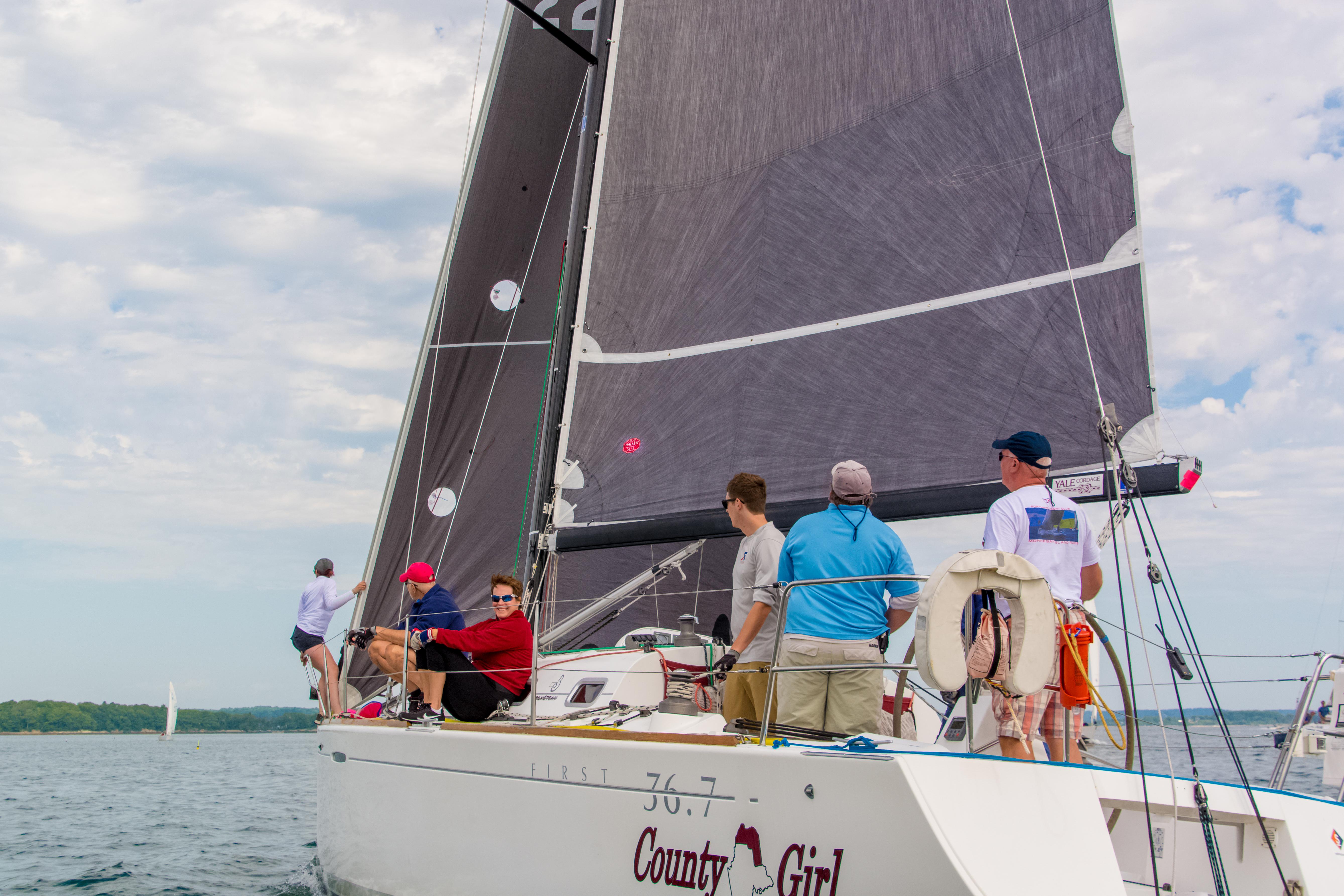 Portland Yacht Club Pilot Race