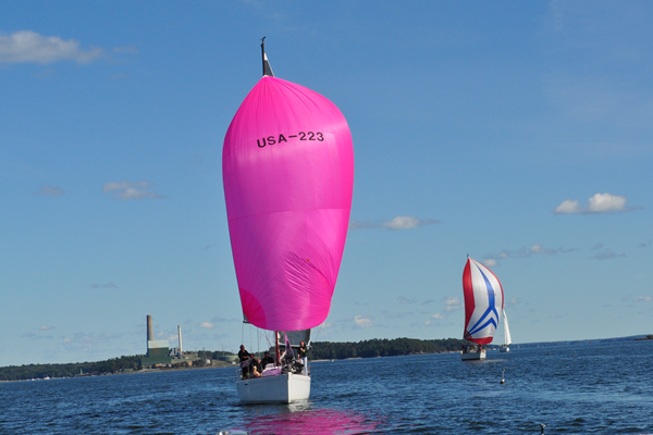 Racing Sails Spinnaker