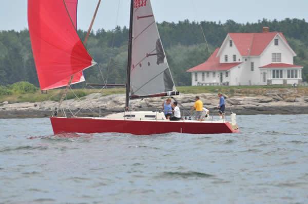 Racing Sails Spinnaker