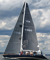Crosscut Genoa Racing Sails