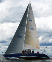 TriRadial Genoa Racing Sails